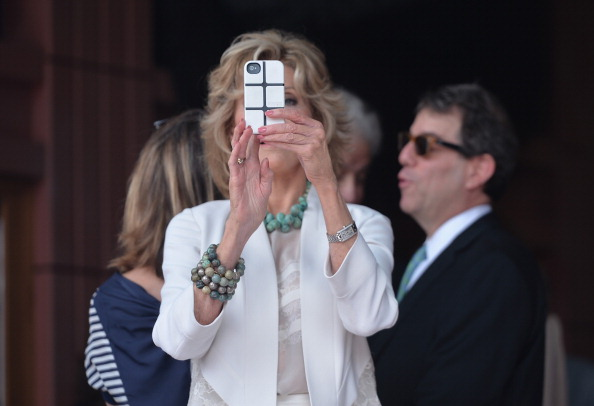 Alberto E「Sally Field Honored On The Hollywood Walk Of Fame」:写真・画像(10)[壁紙.com]