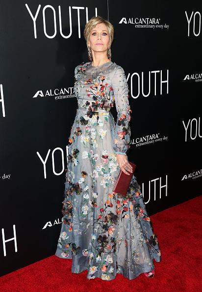 ジェーン・フォンダ「Premiere Of Fox Searchlight Pictures' 'Youth' - Arrivals」:写真・画像(13)[壁紙.com]