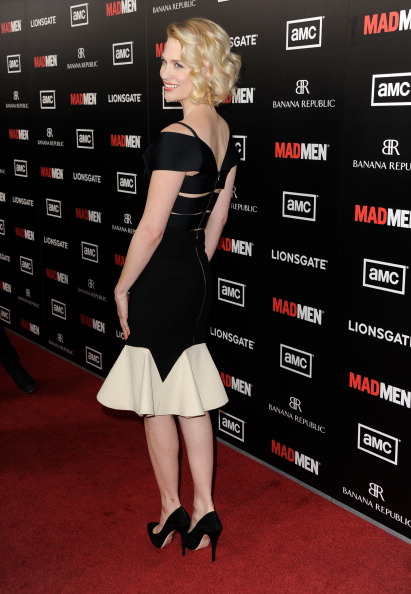 "Man Made「Premiere Of AMC's ""Mad Men"" Season 5 - Arrivals」:写真・画像(16)[壁紙.com]"