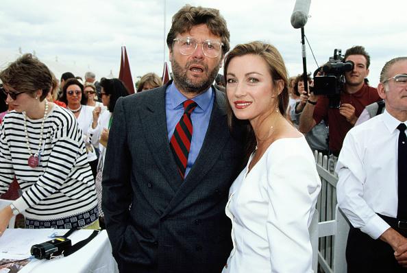 Husband「Jane Seymour And David Flynn」:写真・画像(16)[壁紙.com]