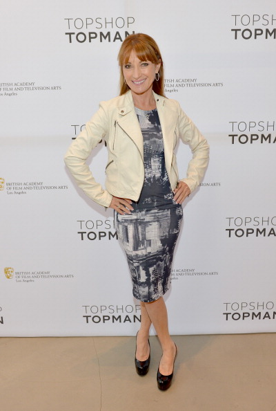 Leather Jacket「BAFTA Los Angeles And Sir Philip Green Celebrate The British New Wave At Topshop Topman At The Grove」:写真・画像(18)[壁紙.com]