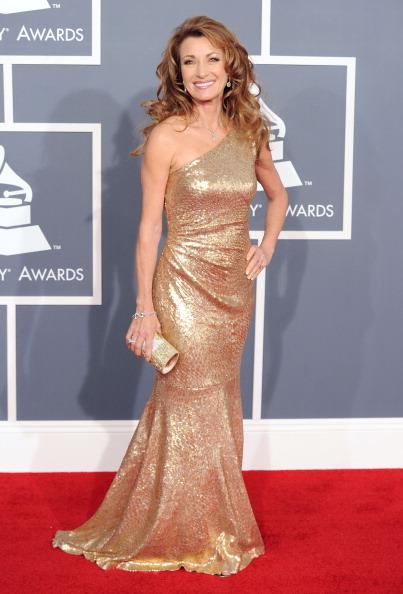 Gold Purse「The 54th Annual GRAMMY Awards - Arrivals」:写真・画像(13)[壁紙.com]