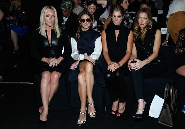 アシュリー グリーン「Kaufmanfranco - Front Row - Mercedes-Benz Fashion Week Spring 2014」:写真・画像(7)[壁紙.com]
