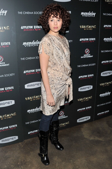 "Mini Dress「The Cinema Society Hosts A Screening Of ""Vanishing On 7th Street"" - Inside Arrivals」:写真・画像(16)[壁紙.com]"