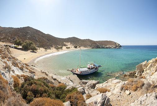 Patmos「Psili Ammos beach」:スマホ壁紙(15)