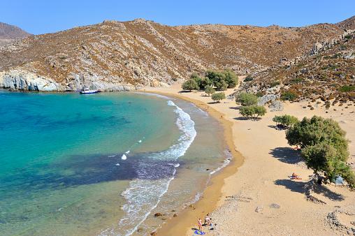 Patmos「Psili Ammos beach」:スマホ壁紙(13)