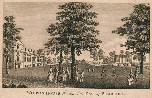 Mansion「Wilton House The Seat Of The Earl Of Pembroke」:写真・画像(13)[壁紙.com]