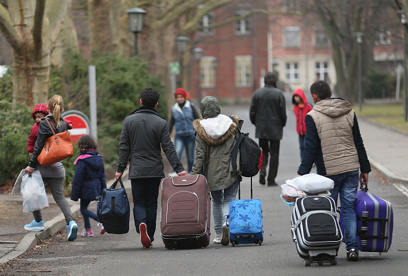 Europe「Germany Expects More Refugees In 2015」:写真・画像(7)[壁紙.com]