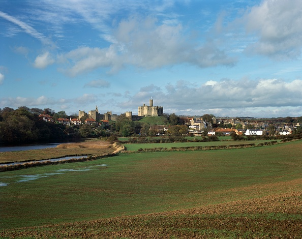 Horizon「Warkworth Castle, c1990-2010」:写真・画像(13)[壁紙.com]