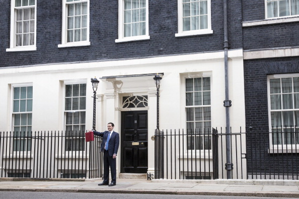 Corporate Business「The Chancellor George Osborne Prepares To Give His Budget To Parliament」:写真・画像(7)[壁紙.com]