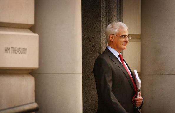 Treasury - Finance and Government「Chancellor Of Exchequer To Announce Pre-Buget Report」:写真・画像(18)[壁紙.com]