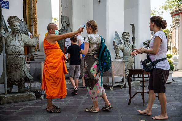 Tourism「Concern In Thailand As The Covid-19 Spreads」:写真・画像(12)[壁紙.com]