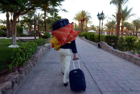 Uriel Sinai「Egyptian Tourism Suffers After Sharm Bombings」:写真・画像(2)[壁紙.com]