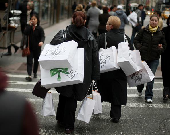 "Bag「Eager Retailers Greet Crowds Of Shoppers On ""Black Friday""」:写真・画像(5)[壁紙.com]"