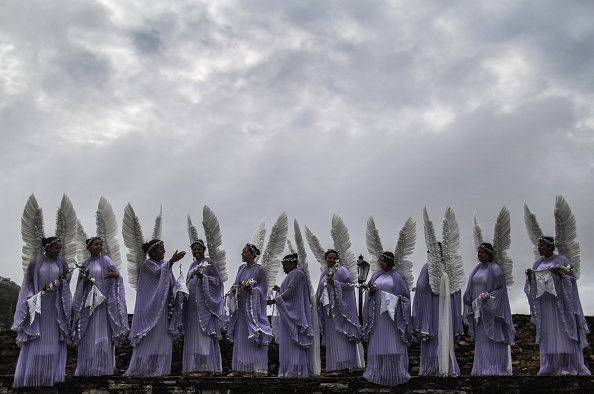 Tradition「Ouro Preto Hosts Traditional Semana Santa Rituals」:写真・画像(1)[壁紙.com]