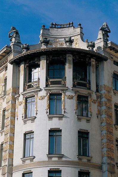 Imagno「Art Noveau apartment house」:写真・画像(11)[壁紙.com]