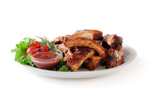 Pub Food「Stack of pork ribs」:スマホ壁紙(18)