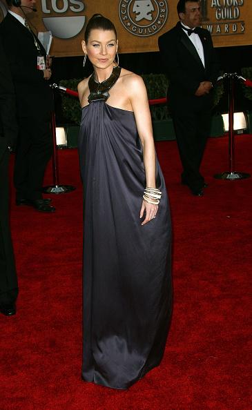 Halter Top「13th Annual Screen Actors Guild Awards - Arrivals」:写真・画像(18)[壁紙.com]