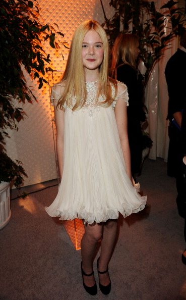 Baby Doll Dress「ELLE's 17th Annual Women In Hollywood Tribute - Inside」:写真・画像(13)[壁紙.com]