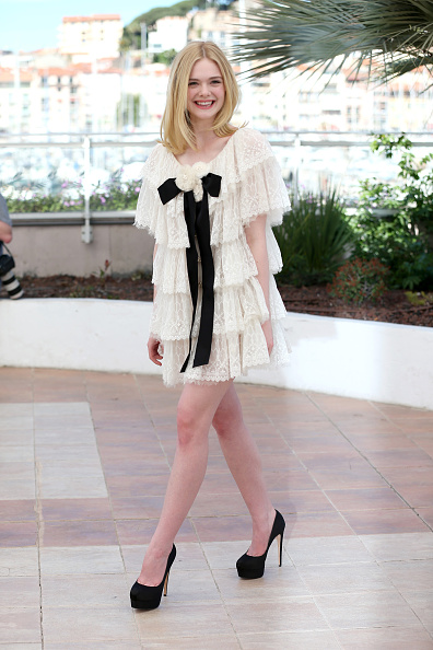 """Elle Fanning「""""The Neon Demon"""" Photocall - The 69th Annual Cannes Film Festival」:写真・画像(19)[壁紙.com]"""