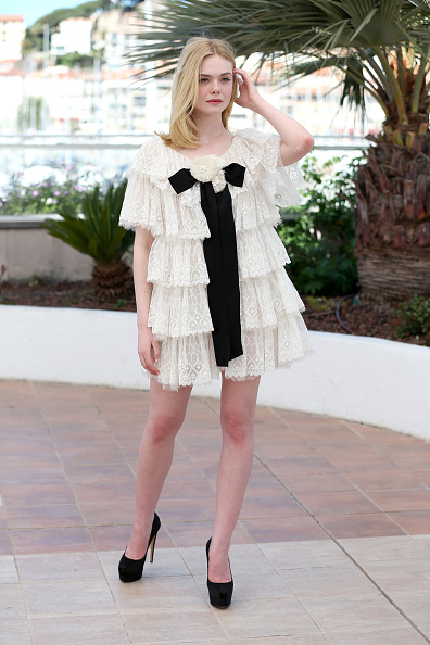 """Elle Fanning「""""The Neon Demon"""" Photocall - The 69th Annual Cannes Film Festival」:写真・画像(12)[壁紙.com]"""