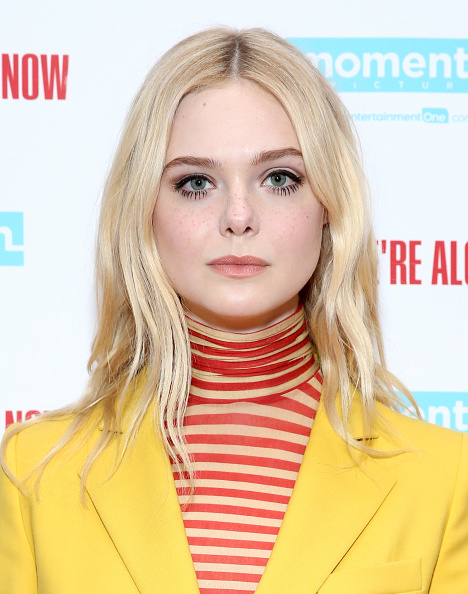 Elle Fanning「Cast At The New York Special Screening Of 'I Think We're Alone Now'」:写真・画像(14)[壁紙.com]