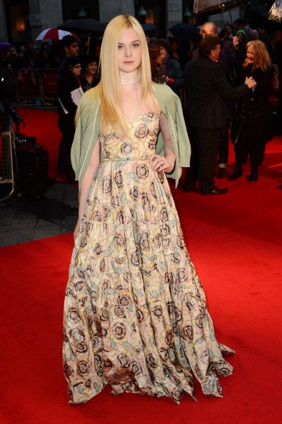 Elle Fanning「56th BFI London Film Festival: Ginger And Rosa」:写真・画像(7)[壁紙.com]