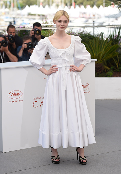 """Elle Fanning「""""The Beguiled"""" Photocall - The 70th Annual Cannes Film Festival」:写真・画像(1)[壁紙.com]"""