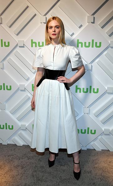 Elle Fanning「2019 Hulu Upfront」:写真・画像(18)[壁紙.com]