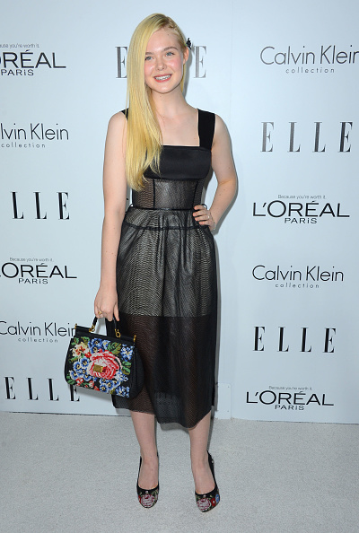 Multi Colored Purse「19th Annual ELLE Women In Hollywood Celebration - Arrivals」:写真・画像(19)[壁紙.com]