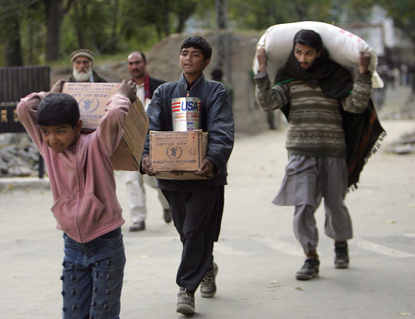 Indian Subcontinent Ethnicity「Relief Efforts Continue Over a Month After The Earthquake」:写真・画像(5)[壁紙.com]