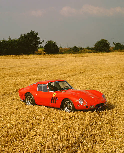 1963 Ferrari 250 GTO:ニュース(壁紙.com)