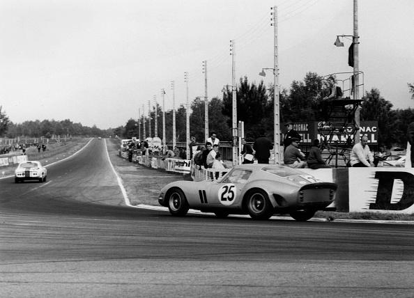 Sports Race「1963 Ferrari 250 Gto」:写真・画像(5)[壁紙.com]