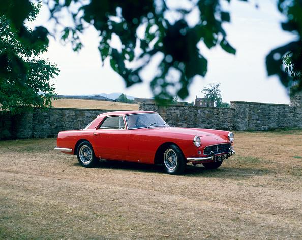 Vintage Car「1957 Ferrari 250 GT Boano Ellena」:写真・画像(10)[壁紙.com]