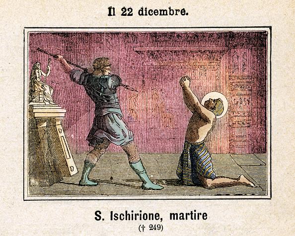 Religious Icon「Saint Ischirione」:写真・画像(17)[壁紙.com]