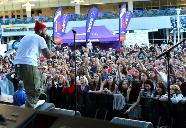 Gulf Coast States「93.3 FLZ's Jingle Ball Pre-Show On The Plaza - Performance」:写真・画像(15)[壁紙.com]