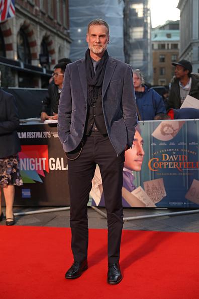 "Blue Night - Film「""The Personal History Of David Copperfield"" European Premiere & Opening Night Gala - 63rd BFI London Film Festival」:写真・画像(3)[壁紙.com]"