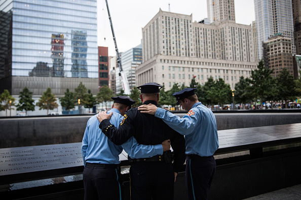 Andrew Burton「New York Holds Commemoration Ceremony On Anniversary Of 9/11 Attacks」:写真・画像(8)[壁紙.com]
