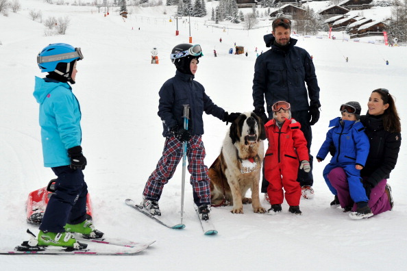 Holiday - Event「The Danish Royal Family Hold Annual Skiing Photocall In Verbier」:写真・画像(12)[壁紙.com]