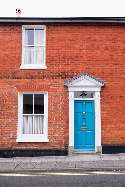 Townhouse「Terraced Victorian cottage, Woodbridge, Suffolk, UK」:写真・画像(14)[壁紙.com]
