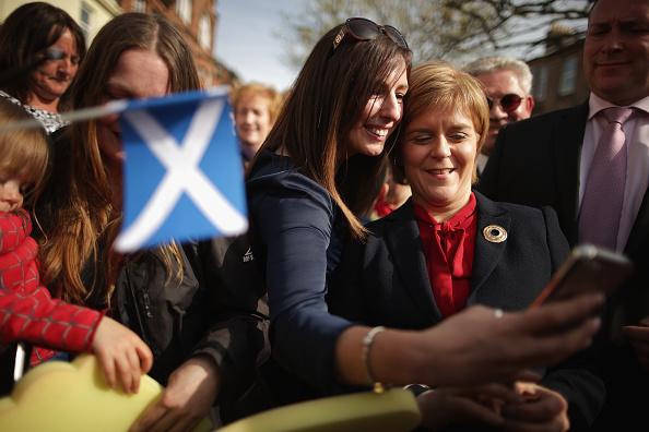 Wireless Technology「UK General Election 2015 - UK Politics Through A Washington Lens」:写真・画像(19)[壁紙.com]
