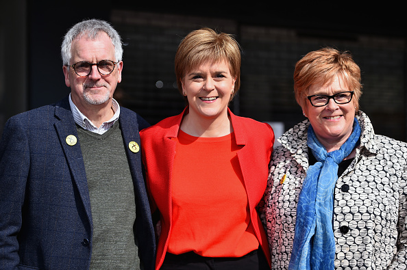 Parent「First Minister Nicola Sturgeon Sets Out Pensioner Commitment For SNP」:写真・画像(10)[壁紙.com]