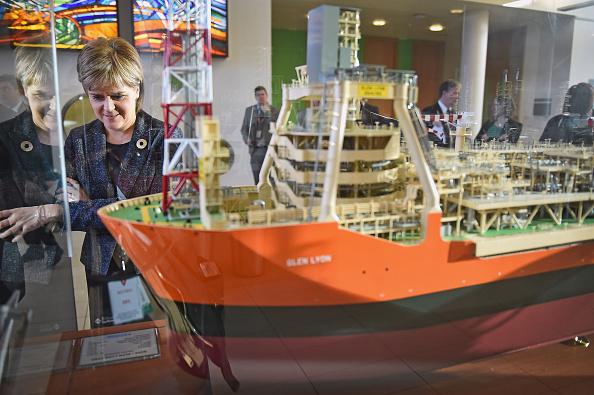 Finance and Economy「Scotland's First Minister Visits BP Headquarters」:写真・画像(18)[壁紙.com]