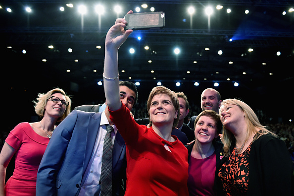 Politics and Government「SNP Autumn Conference 2015 - Day 3」:写真・画像(18)[壁紙.com]