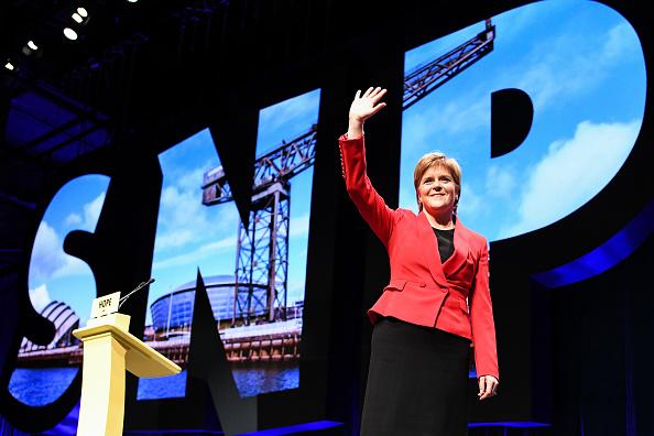 Jeff J Mitchell「SNP Conference Day One」:写真・画像(11)[壁紙.com]