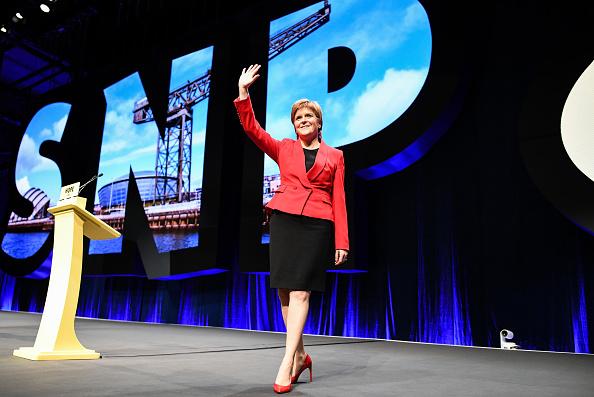 Jeff J Mitchell「SNP Conference Day One」:写真・画像(10)[壁紙.com]