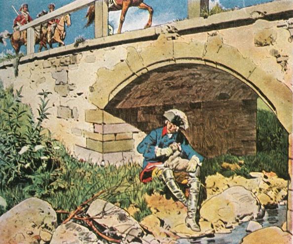 National Landmark「Frederick The Great Evades Capture」:写真・画像(13)[壁紙.com]