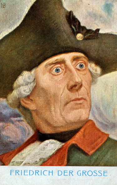 Prussia「Frederick the Great - portrait」:写真・画像(2)[壁紙.com]