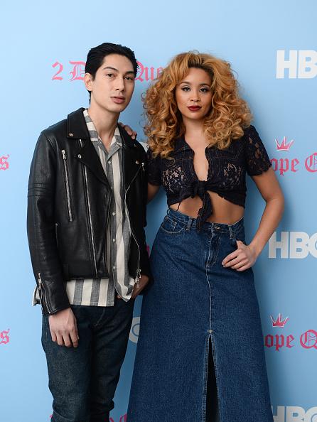 Flared Skirt「HBO 2 Dope Queens - Dope Beauty Bar」:写真・画像(5)[壁紙.com]