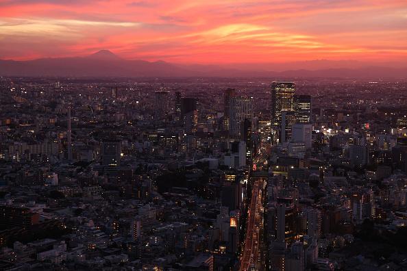 Mount Fuji「Around Tokyo Olympics - Day 13」:写真・画像(10)[壁紙.com]